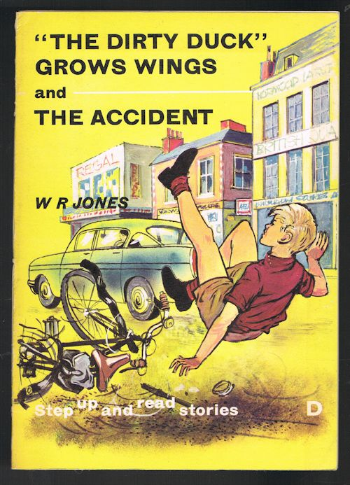 Image for The Dirty Duck Grows Wings and the Accident