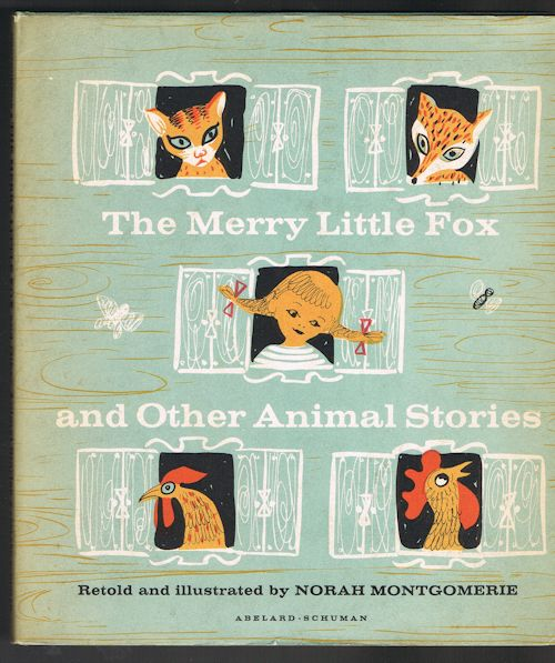 Image for The Merry Little Fox and Other Animal Stories