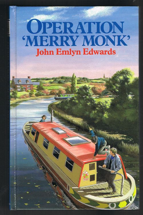 Image for Operation Merry Monk