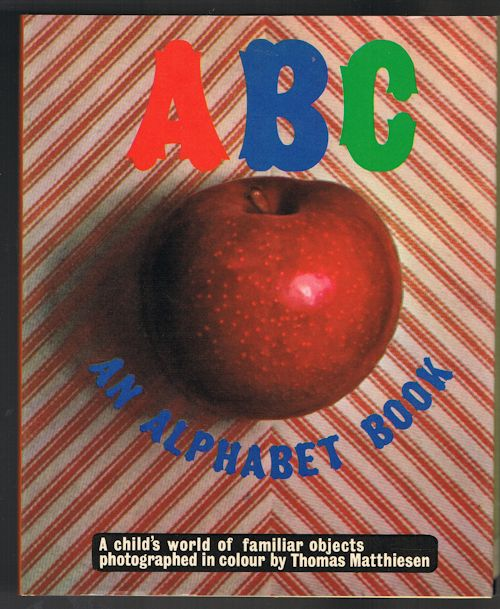 Image for ABC - An Alphabet Book