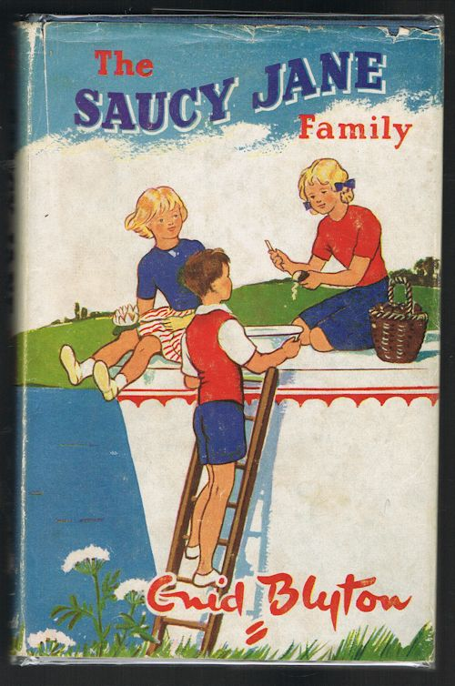 Image for The Saucy Jane Family