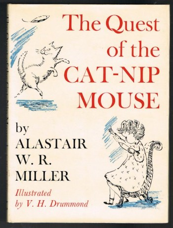 Image for The Quest of the Cat-Nip Mouse