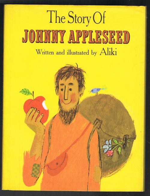 Image for The Story of Johnny Appleseed