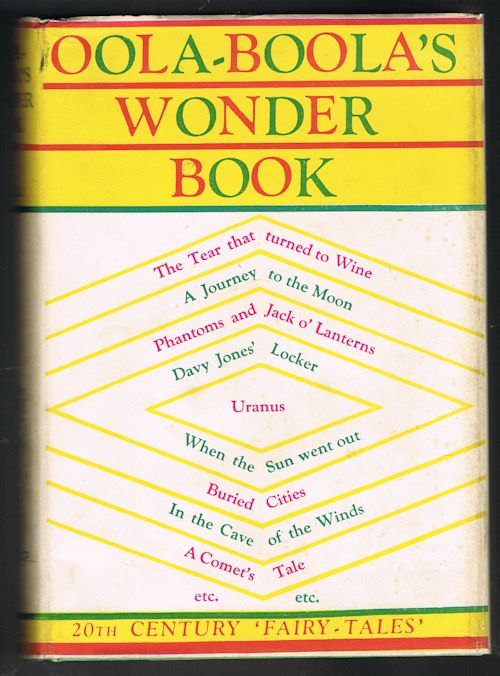 Image for Oola-Boola's Wonder Book