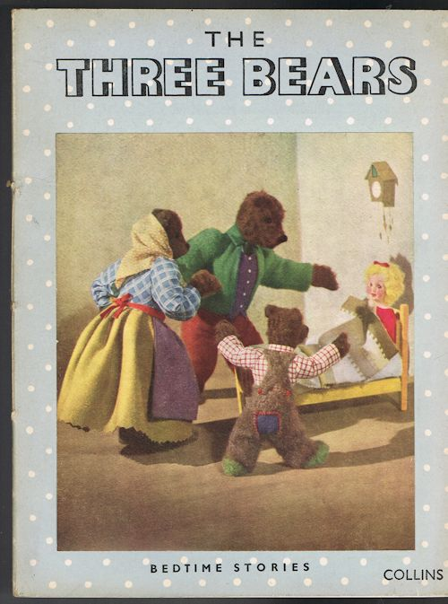 Image for The Three Bears (Bedtime Stories)