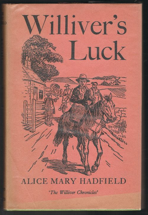 Image for Williver's Luck