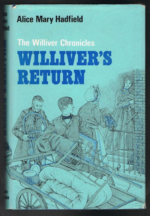 Image for Williver's Return