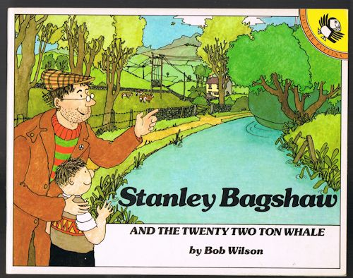 Image for Stanley Bagshaw and the Twenty Two Ton Whale