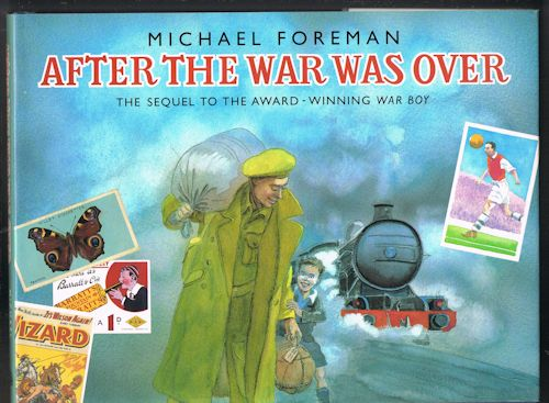 Image for After the War Was Over