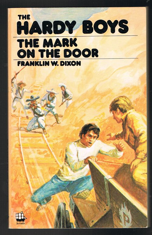 The Hardy Boys in The Mark on the Door