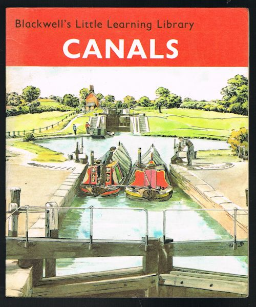 Image for Canals (Blackwell's Little Learning Library)