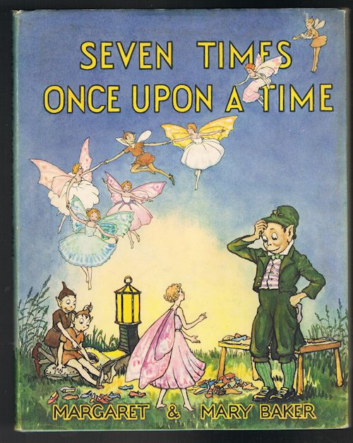 Image for Seven Times Once Upon a Time