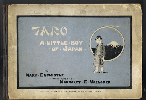 Image for Taro - A Little Boy of Japan