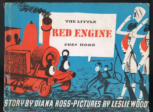 The Little Red Engine Goes Home