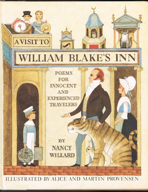 A Visit to William Blake's Inn - Poems for Innocent and Experienced Travelers