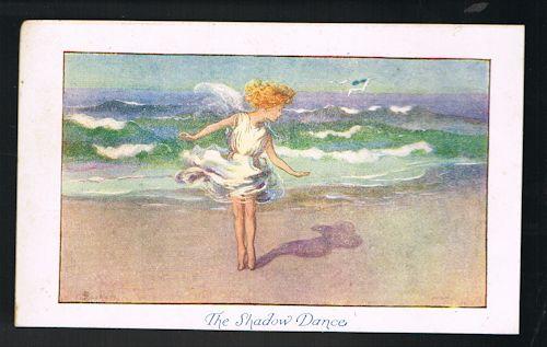 The Shadow Dance Postcard