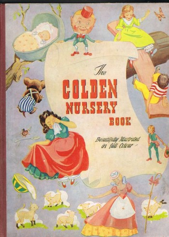 Image for The Golden Nursery Book