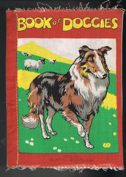 Image for Book of Doggies
