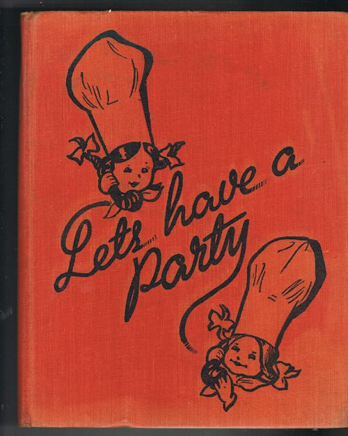 Image for Let's Have a Party