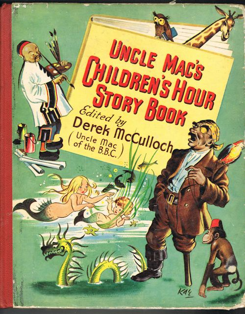 Image for Uncle Mac's Children's Hour Story Book
