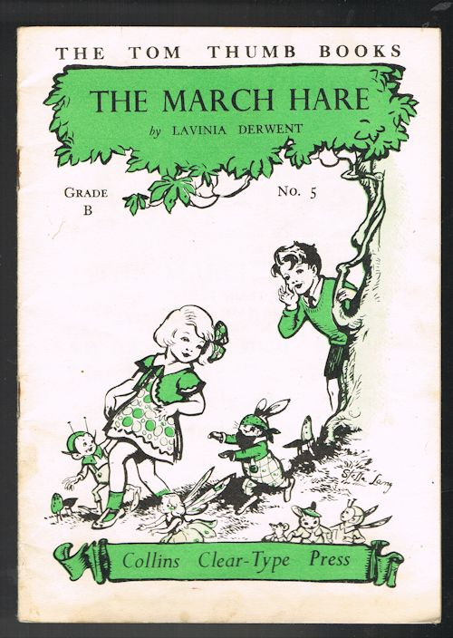 Image for The March Hare - The Tom Thumb Books Grade B No.5