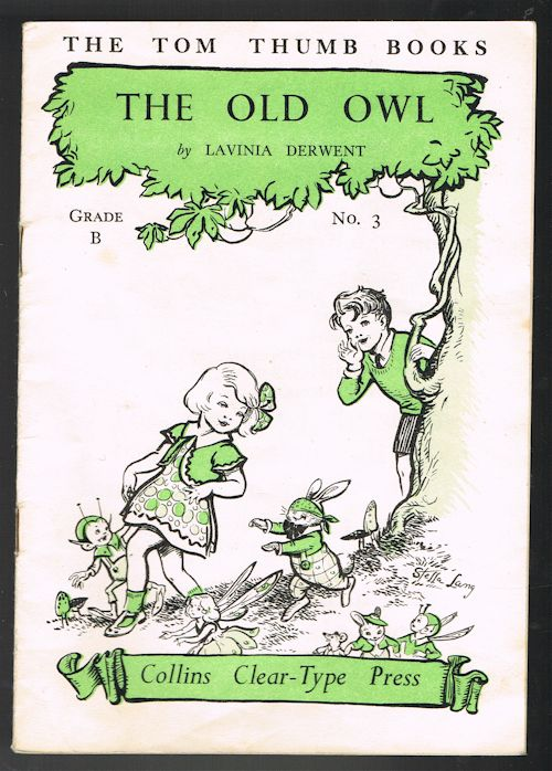 Image for The Old Owl - The Tom Thumb Books Grade B No.3