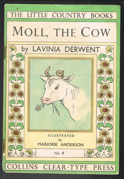 Moll, the Cow - The Little Country Books No.8