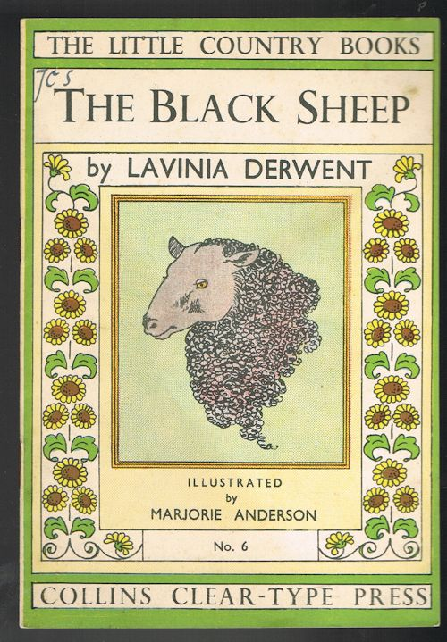Image for The Black Sheep - The Little Country Books No.6