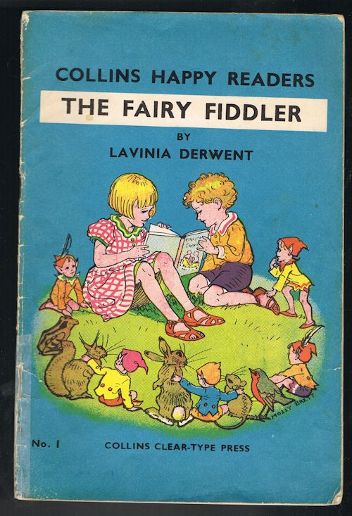 Image for The Fairy Fiddler - Collins Happy Readers No.1