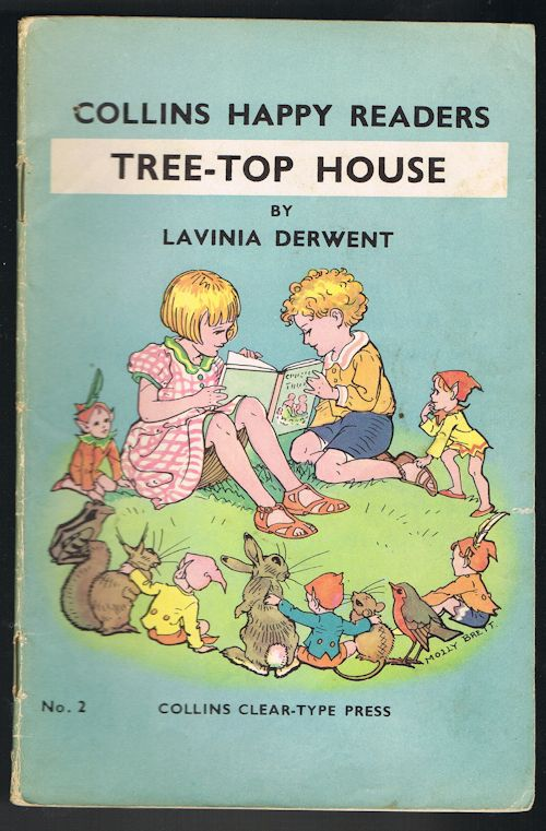 Image for Tree-Top House - Collins Happy Readers No.2