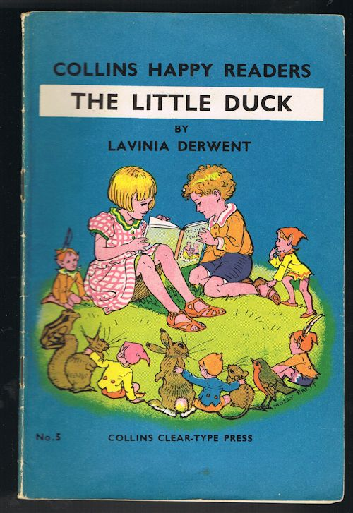 Image for The Little Duck - Collins Happy Readers No. 5