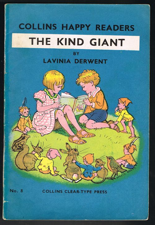 Image for The Kind Giant - Collins Happy Readers No. 8