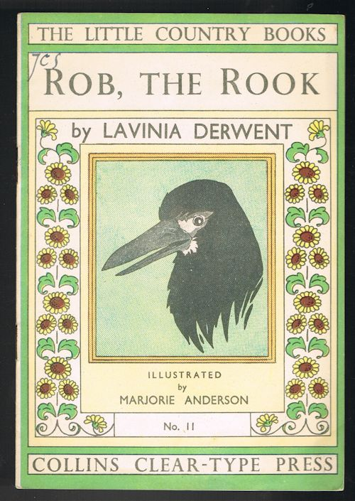 Image for Rob, the Rook - The Little Country Books No.11