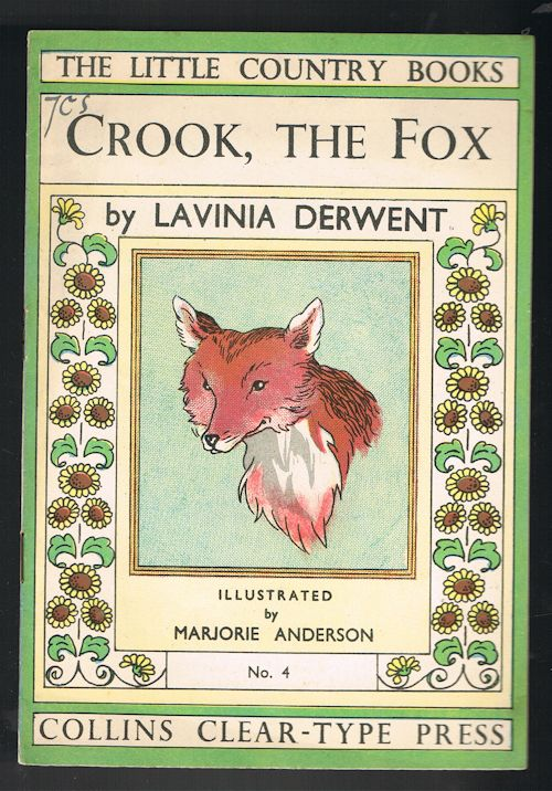 Image for Crook, the Fox - The Little Country Books No.4