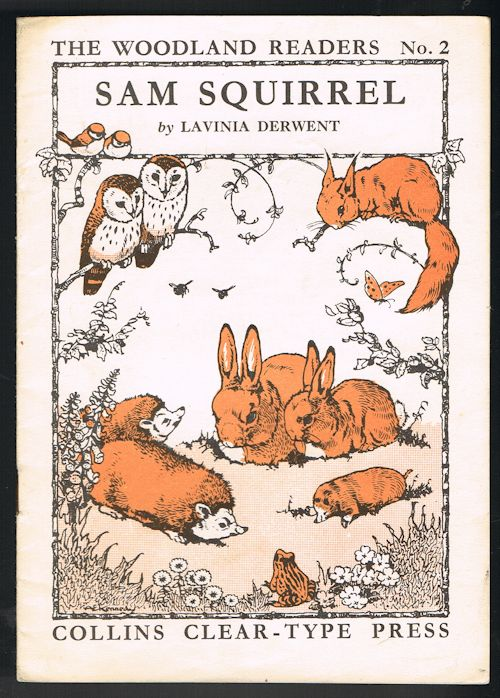 Image for Sam Squirrel - The Woodland Readers No.2