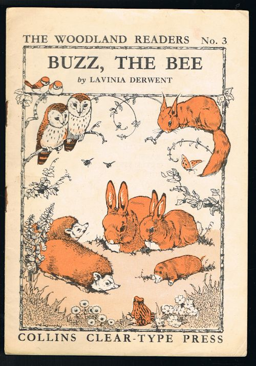 Image for Buzz, the Bee - The Woodland Readers No.3