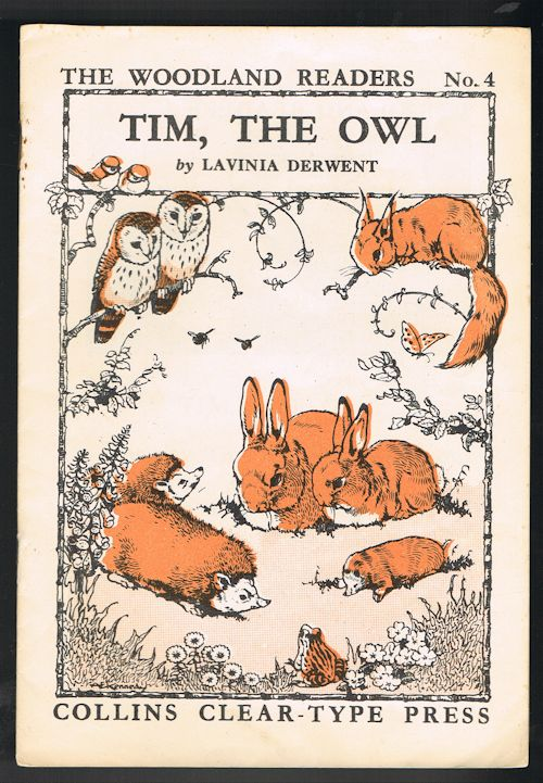 Tim, the Owl - The Woodland Readers No.4