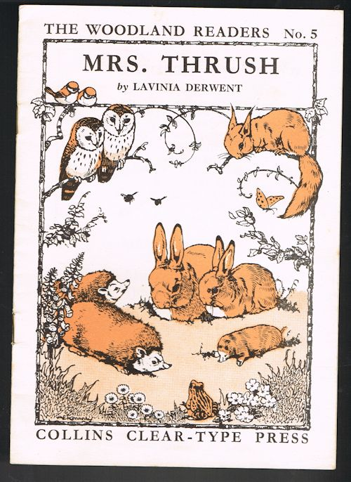 Image for Mrs. Thrush - The Woodland Readers No.5