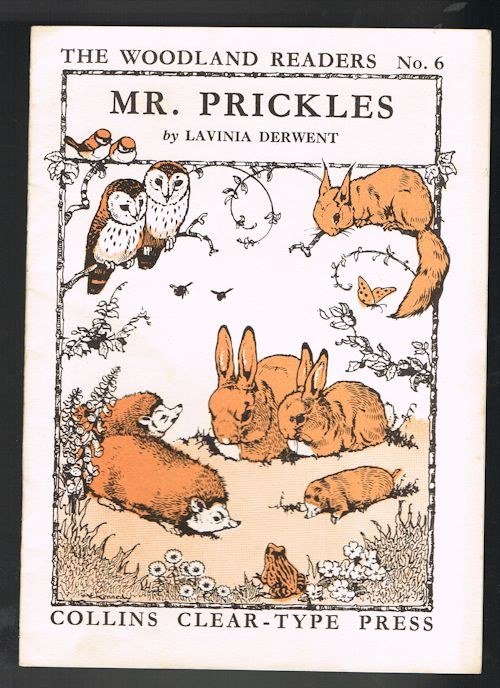 Image for Mr. Prickles - The Woodland Readers No.6