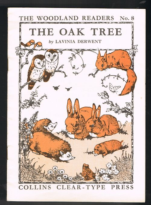 The Oak Tree - The Woodland Readers No.8