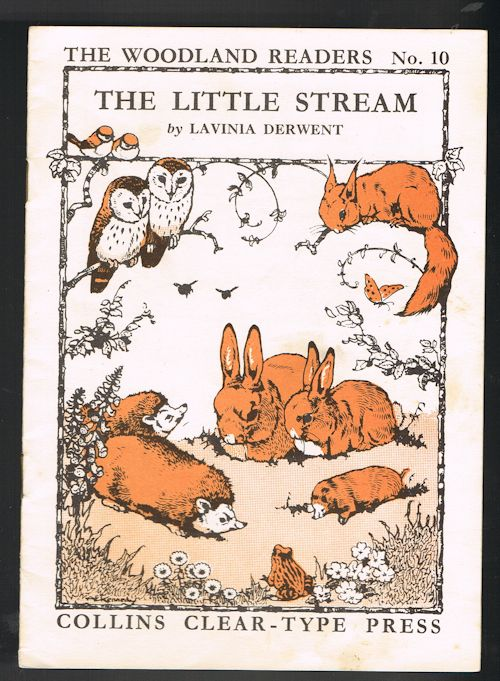 Image for The Little Stream - The Woodland Readers No.10