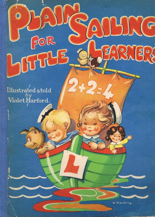 Image for Plain Sailing for Little Learners