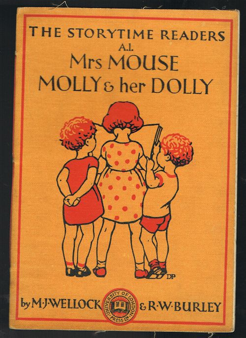 Image for Mrs Mouse/Molly & Her Dolly (The Storytime Readers A1)