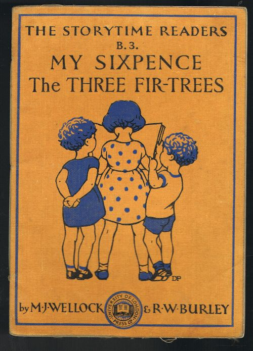 Image for My Sixpence/The Three Fir-Trees(The Storytime Readers B3)