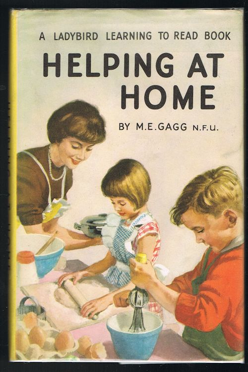 Image for Helping at Home - A Ladybird Learning to Read Book