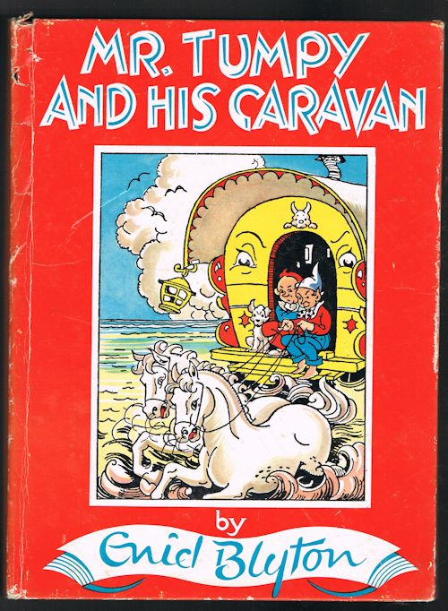 Image for Mr.Tumpy and His Caravan