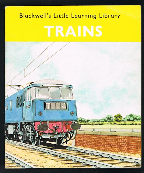 Image for Trains (Blackwell's Little Learning Library)