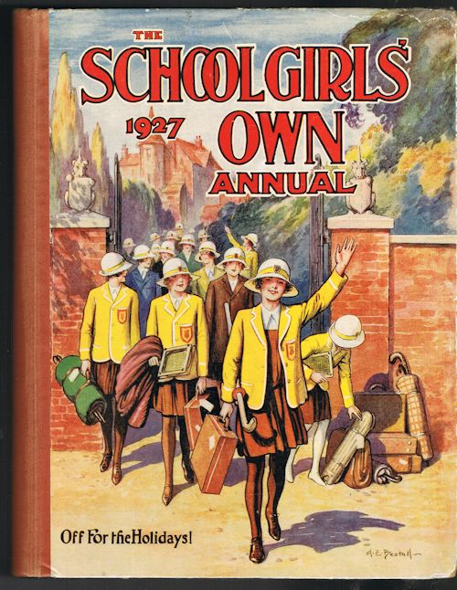 Image for The Schoolgirls' Own Annual 1927