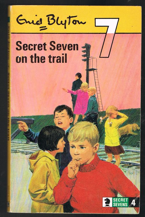 Image for Secret Seven on the Trail