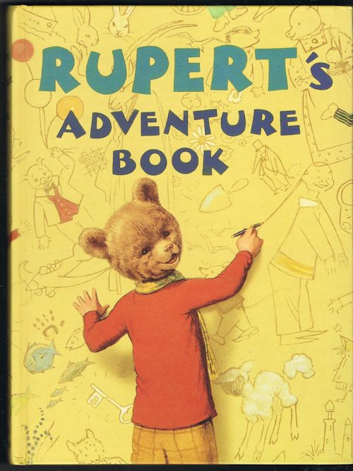 Image for Rupert's Adventure Book (Facsimile Edition)
